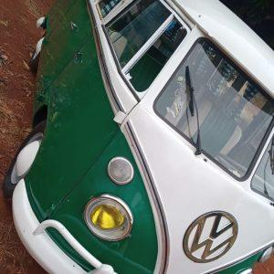 VW Bus T1 1972 #K21.595
