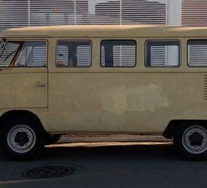 VW Bus T1 1974 #K21.594
