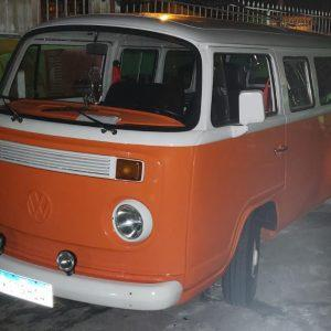 VW Bus T2 1986 #K21.598