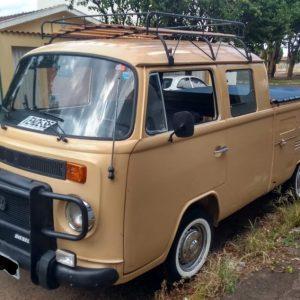VW Pick up Bus T2 1982 #K21.613