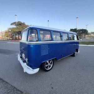 VW Bus T1 1974 #K21.624