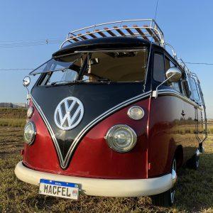 VW Bus T1 1965 #K21.634