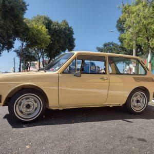 VW Brasilia 1980 #B21.022
