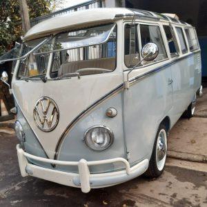 VW Bus T1 1962 #K21.653