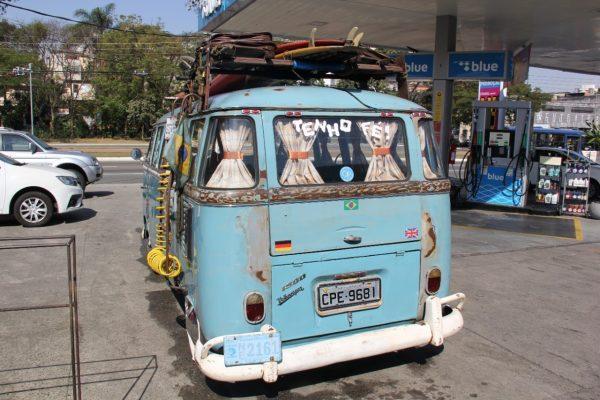 VW Bus T1 1973 #K21.648