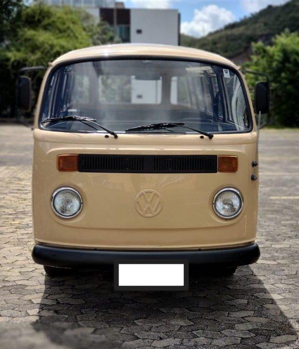 VW Bus T2 1982 #K21.651