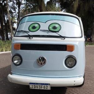 VW Bus T2 1984 #K21.640
