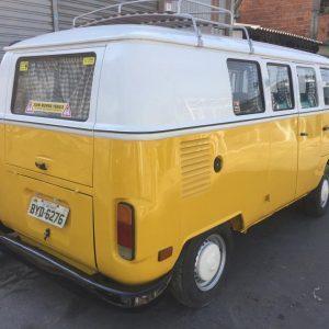 VW Bus T2 1987 #K21.650