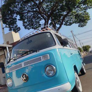 VW Bus T2 1977 #K21.645