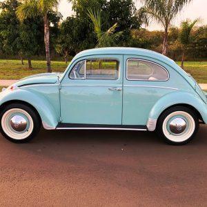 VW Beetle 1961 #F21.176