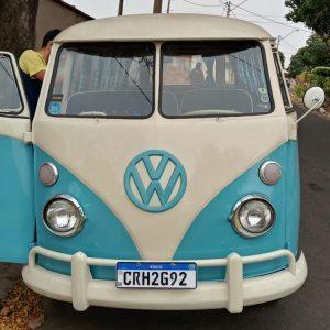 VW Bus T1 1975 #K21.673