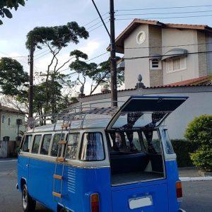 VW Bus T2 1984 #K21.675