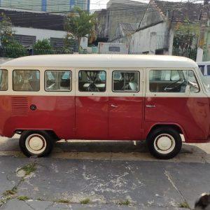 VW Bus T2 1992 #K21.666