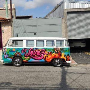 VW Bus T2 1980 #K21.664
