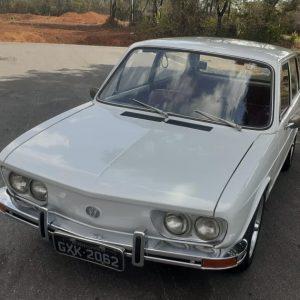 VW Brasilia 1974 #B21.026