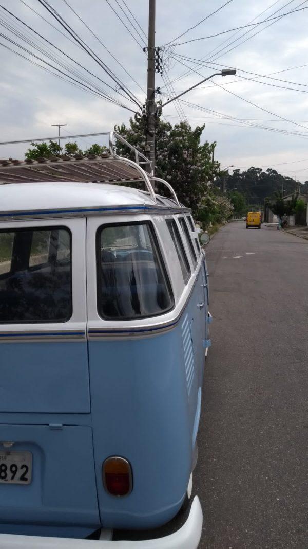 VW Bus T1 1972 #K21.691