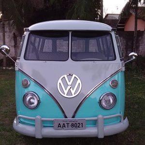VW Bus T1 1974 #K21.680