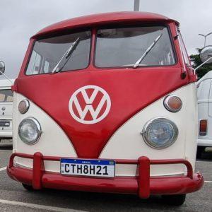 VW Bus T1 1974 #K21.679