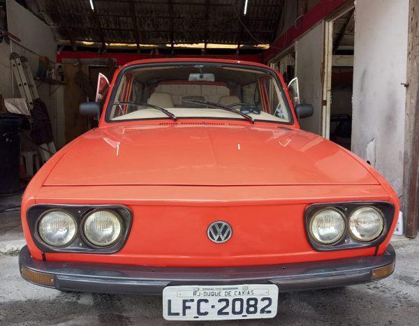 VW Variant 1973 #V21.021