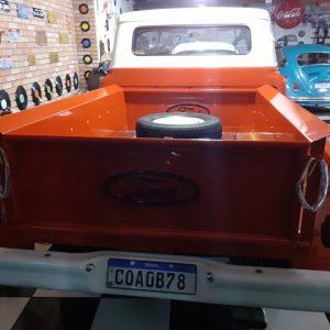 Ford F100 1969 #FO21.006