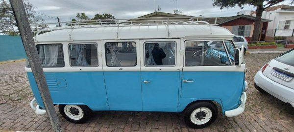 VW Bus T1 1973 #K21.693
