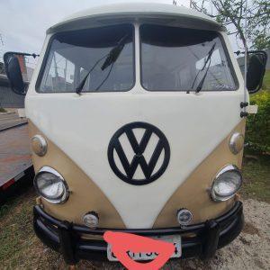 VW Bus T1 1974 #K21.694