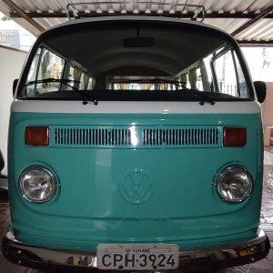 VW Bus T2 1990 #K21.696