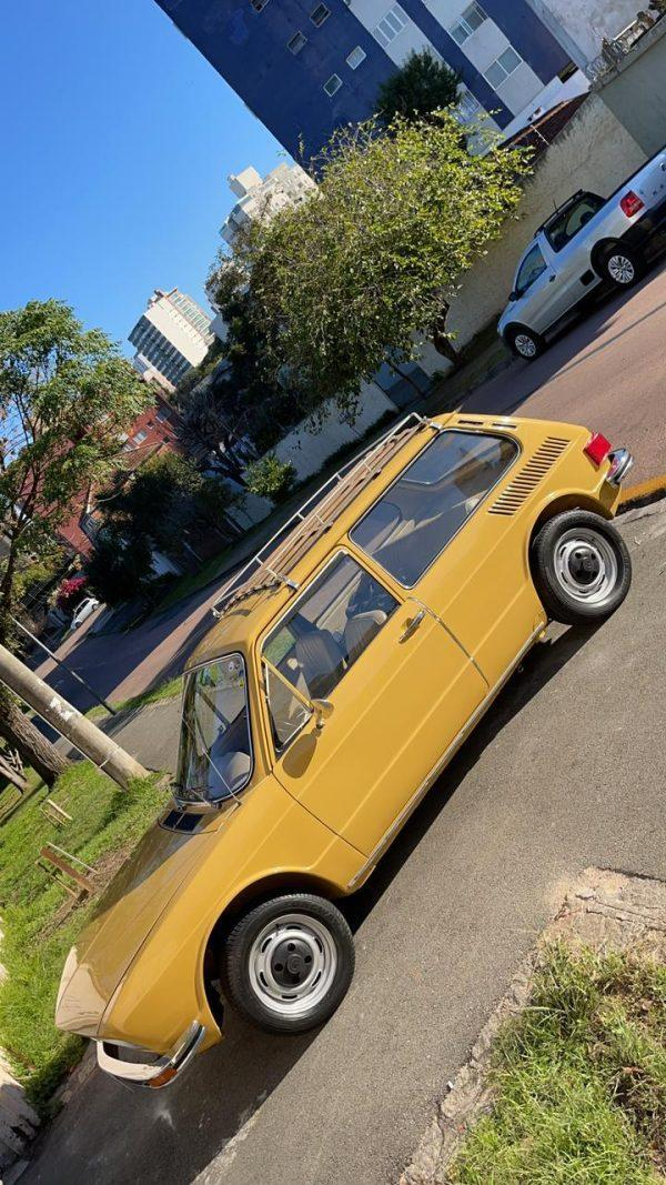 VW Brasilia 1974 #B21.027