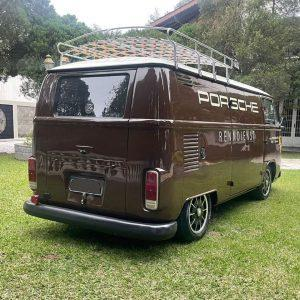 VW Bus T2 1987 #K21.699