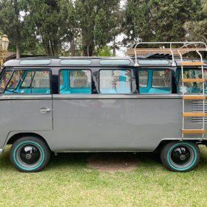 VW Bus T1 1974 #K21.697